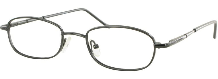 Coffee-Classic Oval PT 50 Frame-Prescription Glasses-Eyeglass Factory Outlet