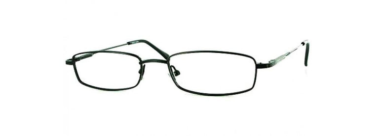 Coffee-Classic Rectangular VP 500 Frame-Prescription Glasses-Eyeglass Factory Outlet