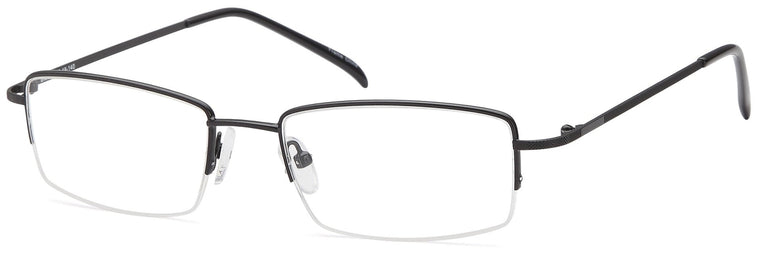 Brown-Modern Rectangular VP 214 Frame-Prescription Glasses-Eyeglass Factory Outlet