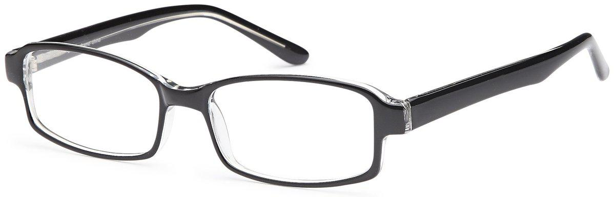 Black-U 34-Prescription Glasses-Eyeglass Factory Outlet