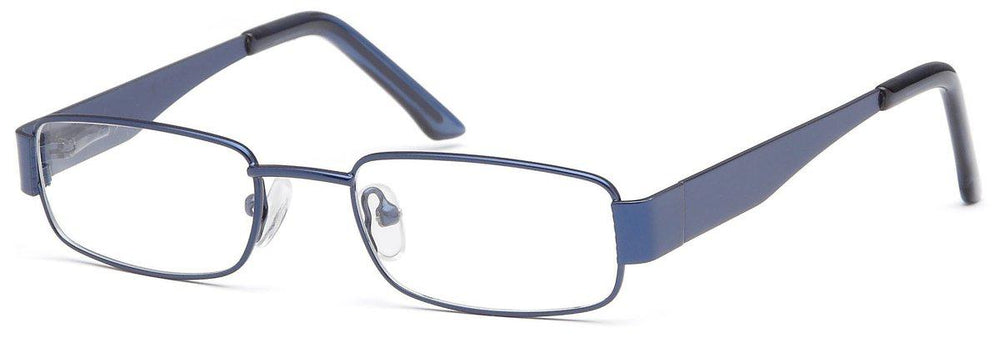 Blue-Classic Rectangular PT 84 Frame-Prescription Glasses-Eyeglass Factory Outlet