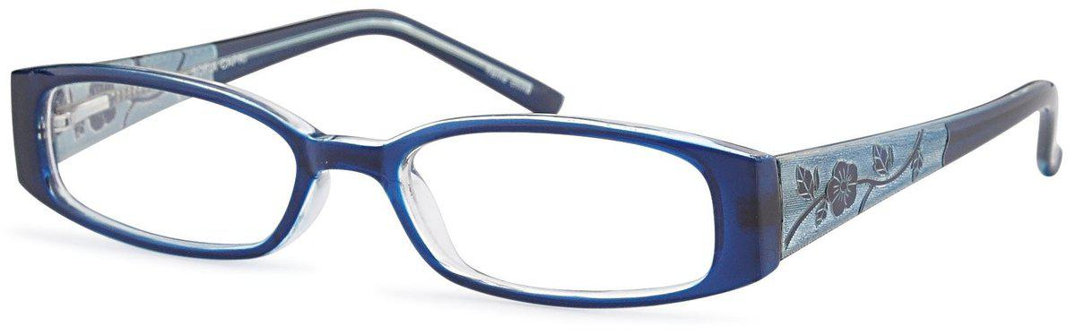 Blue-Classic Rectangular Sofia Frame-Prescription Glasses-Eyeglass Factory Outlet