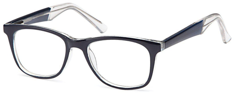Red-Modern Square US 78 Frame-Prescription Glasses-Eyeglass Factory Outlet