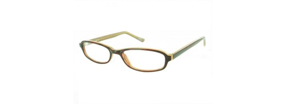 Brown-Classic Rectangular Soho 32 Frame-Prescription Glasses-Eyeglass Factory Outlet