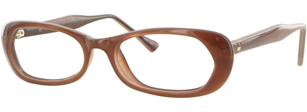 Brown-Modern Cateye Soho 33 Frame-Prescription Glasses-Eyeglass Factory Outlet