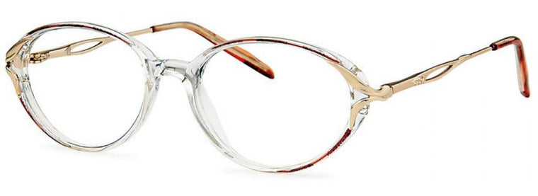 Retro Oval Kelly Frame
