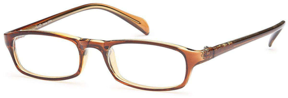 Brown-U 23-Prescription Glasses-Eyeglass Factory Outlet