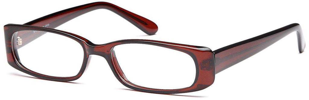 brown-U 33-Prescription Glasses-Eyeglass Factory Outlet