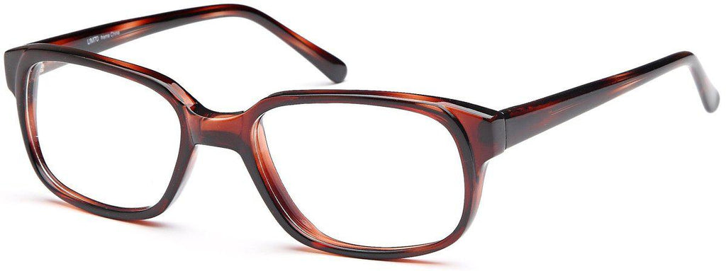 brown-UM 70-Prescription Glasses-Eyeglass Factory Outlet