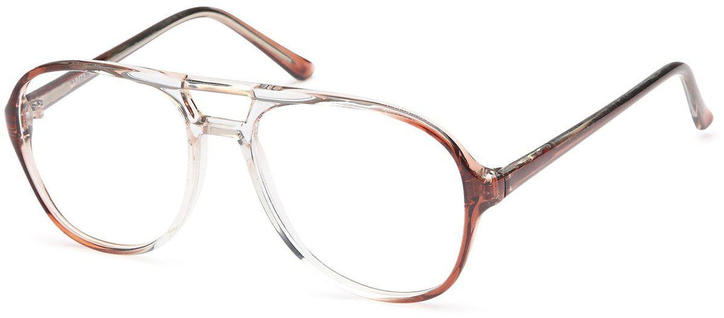 Brown-UM 73-Prescription Glasses-Eyeglass Factory Outlet