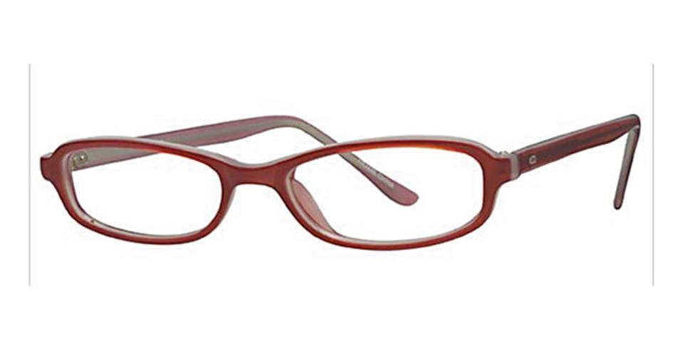 Burgundy-Classic Rectangular Soho 32 Frame-Prescription Glasses-Eyeglass Factory Outlet