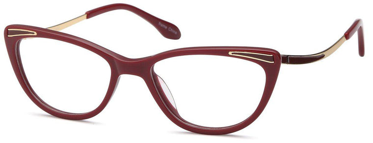 Plastic Retro Cat Eye DC 317 Frame