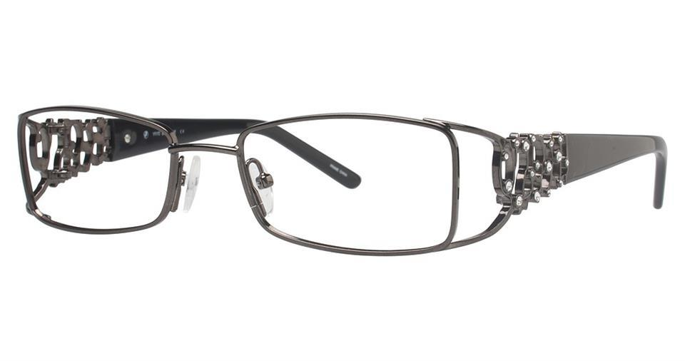 -Classic Rectangular V 5013 Frame-Prescription Glasses-Eyeglass Factory Outlet