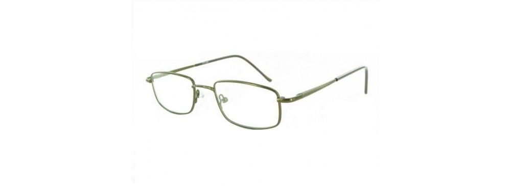 Coffee-Classic Rectangular PT 7713 Frame-Prescription Glasses-Eyeglass Factory Outlet