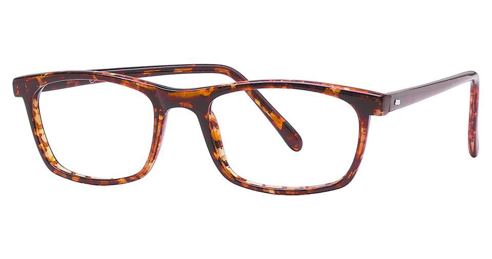 Demi-Amber-Classic Rectangular Soho 6 Frames-Prescription Glasses-Eyeglass Factory Outlet