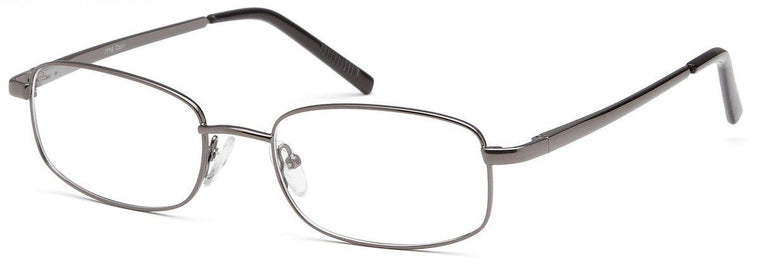 Coffee-Classic Rectangular PT 7719 Frame-Prescription Glasses-Eyeglass Factory Outlet