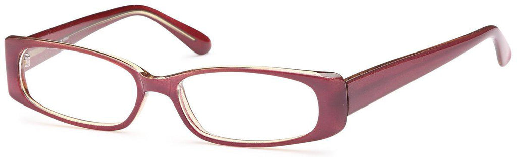 mauve-U 33-Prescription Glasses-Eyeglass Factory Outlet