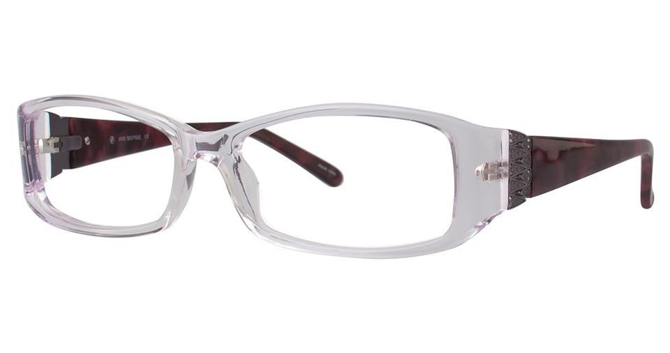 -Modern Rectangular V 4018 Frame-Prescription Glasses-Eyeglass Factory Outlet