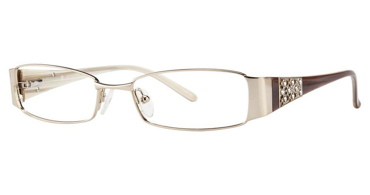 -Modern Rectangular V 5008 Frame-Prescription Glasses-Eyeglass Factory Outlet