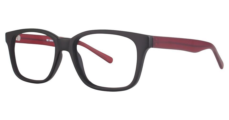 -Modern Square Soho 1021 Frame-Prescription Glasses-Eyeglass Factory Outlet