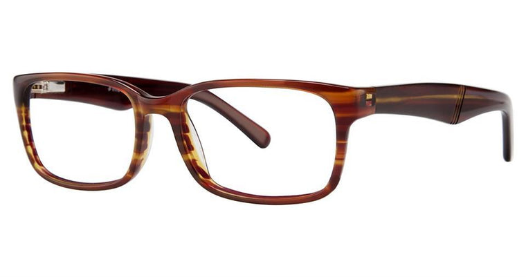 Black-Modern Square V 835 Frame-Prescription Glasses-Eyeglass Factory Outlet