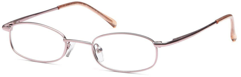 Pink-Classic Oval PT 83 Frame-Prescription Glasses-Eyeglass Factory Outlet