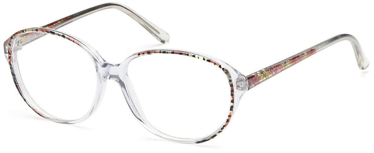 pink-UL 92-Prescription Glasses-Eyeglass Factory Outlet