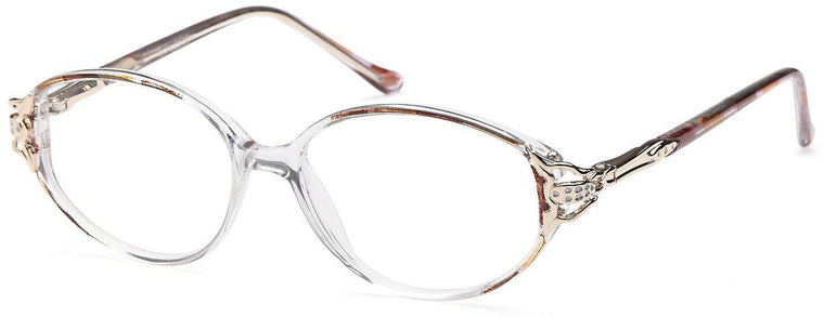 Classic Oval Michelle Frame