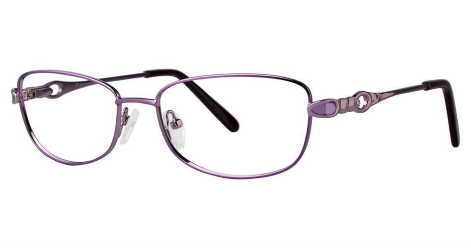 Purple-Classic Square EXP 1114 Frame-Prescription Glasses-Eyeglass Factory Outlet