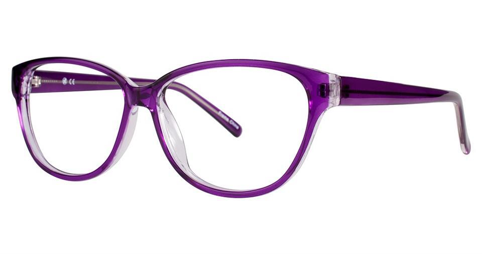 Purple-Modern Cat Eye Soho 126 Frame-Prescription Glasses-Eyeglass Factory Outlet