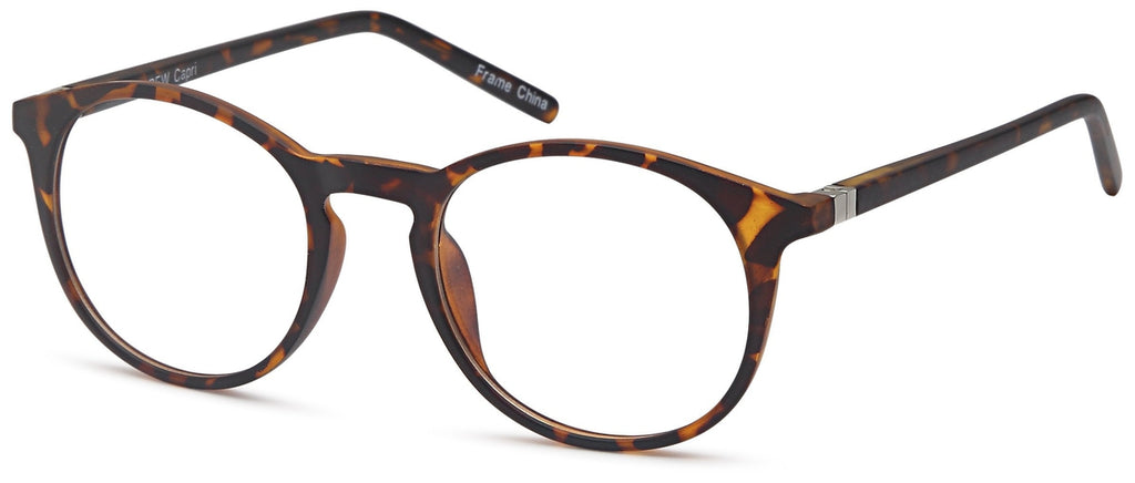 Tortoise-Retro Oval Drew Frame-Prescription Glasses-Eyeglass Factory Outlet