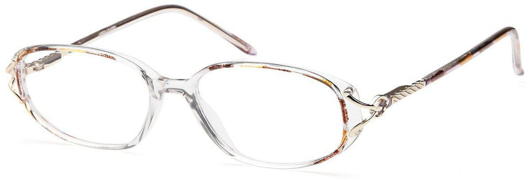 Classic Oval April Frame