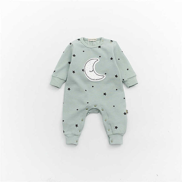 Moon and Stars Romper