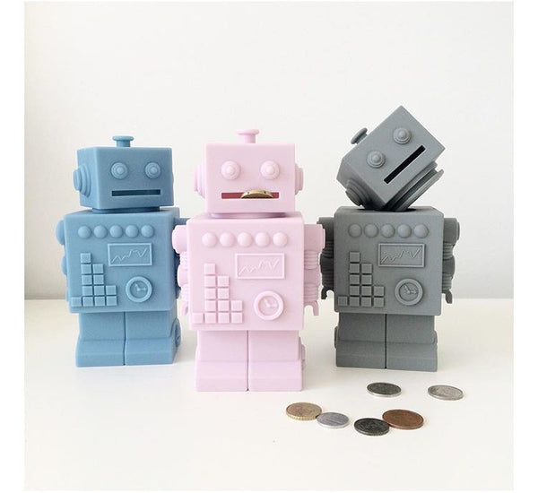 MR ROBOT Piggy Bank