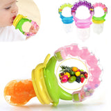 Silicone Pouches Food Feeder