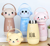 Mini Cat Thermos Bottle