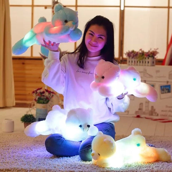Luminous Teddy Bear Plush Toy