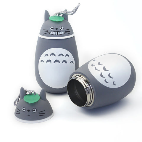 Totoro Thermos Water Bottle
