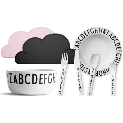Silicone Cloud Shaped Placemat