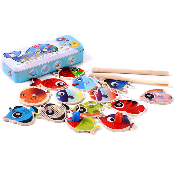 Fish Magnetic Game