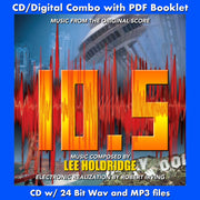 10.5 - Music from the Original Score by Lee Holdridge