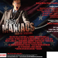 2001 MANIACS: FIELD OF SCREAMS - Original Soundtrack (W/Free Digital Download/Digital booklet)