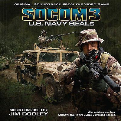 SOCOM 3: U.S. NAVY SEALS/SOCOM: U.S. NAVY SEALs COMBINED ASSAULT Soundtracks