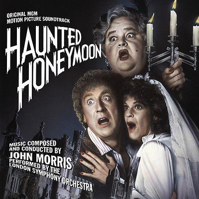 HAUNTED HONEYMOON - Original Soundtrack by John Morris