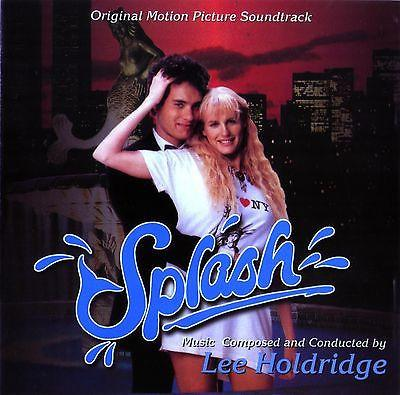 SPLASH- Original Soundtrack Recording by Lee Holdridge