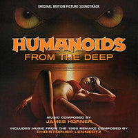 HUMANOIDS FROM THE DEEP - Original Soundtrack (CD comes with Free Digital Download/Digital booklet)