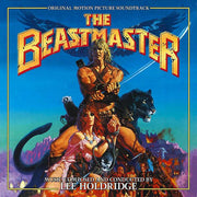 THE BEASTMASTER - Original Soundtrack by Lee Holdridge (2 CD SET)