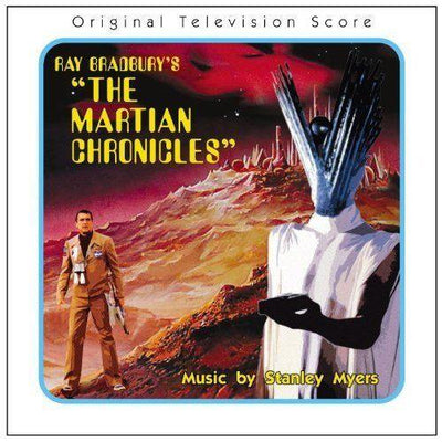THE MARTIAN CHRONICLES - Original Soundtrack by Stanley Myers