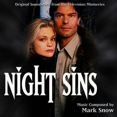 NIGHT SINS - Original Soundtrack by Mark Snow