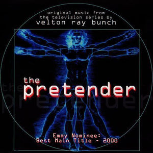 THE PRETENDER - Music from the Original Television scores by Velton Ray Bunch